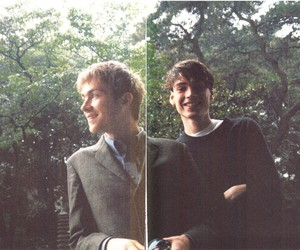 90's, alex james, and blur image