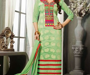 ethnic wear, salwar suits, and women suits image