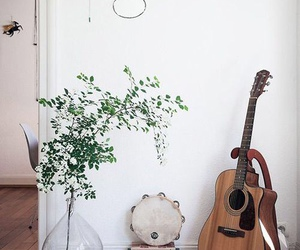 home and guitar image