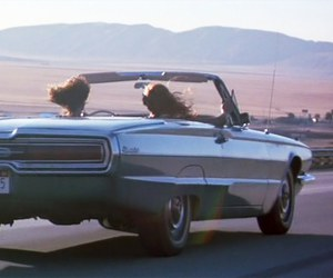 goals, road, and thelma and louise image