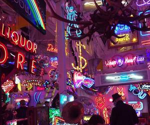 neon and lights image