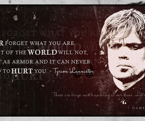 quotes, game of thrones, and tyrion image