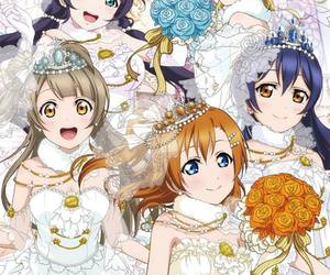 love live and anime girl cute image