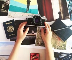 camera, hope, and travel image