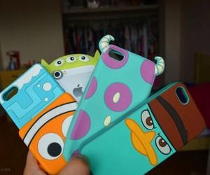 iphone, disney, and nemo image