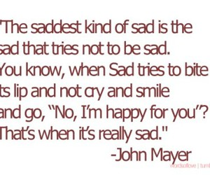 john mayer, quote, and love image