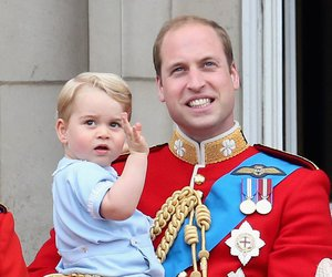 prince george, kate and william, and duchess of cambridge image