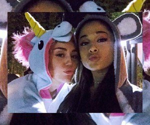cyrus, miley, and mouse image