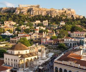 Athens and Greece image