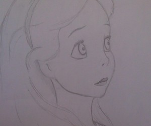 alice, alice in wonderland, and draw image