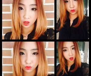 2ne1, minzy, and hair image