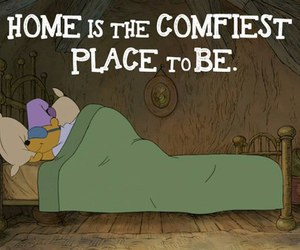 disney, home, and winnie the pooh image
