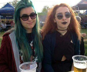 beer, festival, and glasses image