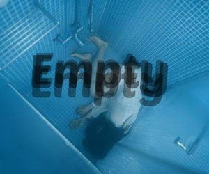 empty, alone, and sad image