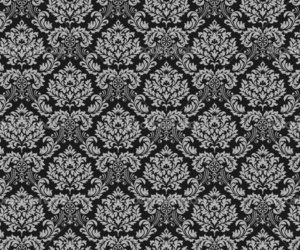 baroque, black, and tapestry image