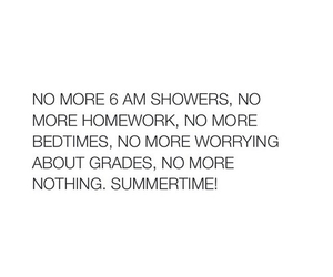 quote, summer, and summertime image