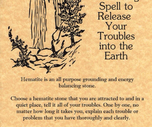 wicca, spells, and witch image