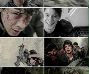 bellamy blake, the hundred, and the 100 image