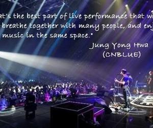 jung yong hwa, kang min hyuk, and cnblue image
