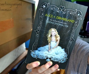 book, tumblr quality, and alice in zombieland image
