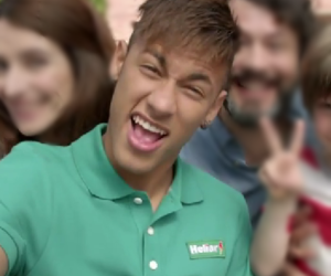 crazy, face, and neymar image