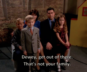 funny, malcolm in the middle, and dewey image