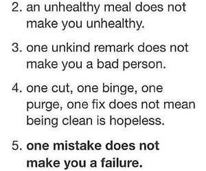 failure, list, and mistakes image