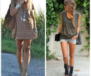 look book, stile, and boho chic image