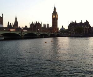 Big Ben, vacance, and londre image