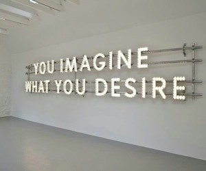 quotes, imagine, and desire image