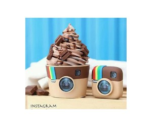cake, sweet, and instagram image