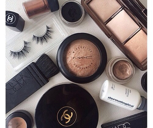 chanel, makeup, and mac image
