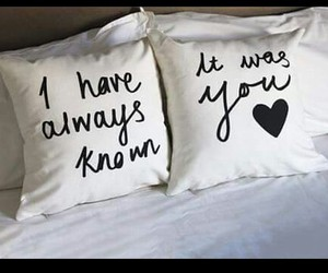 love, cute, and pillows image