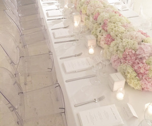 chic, flower, and inspiration image