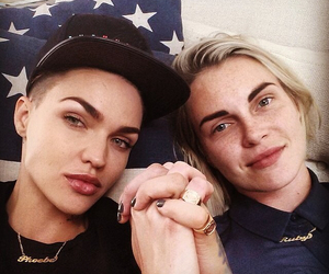 ruby rose and phoebe dahl image