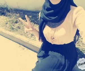 fashion, حجاب, and muslim+ image