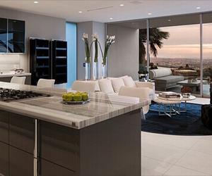 interior, kitchen, and love image
