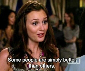 gossip girl, quotes, and blair waldorf image