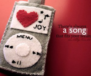 music, song, and ipod image