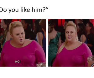 funny, lol, and fat amy image