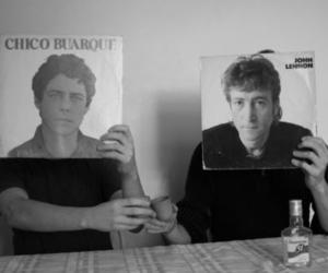chico buarque and john lennon image