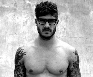 amazing, glasses, and tattoo image