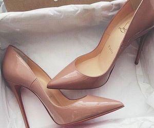 classy, paris, and shoes image