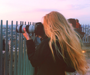photography and blonde image