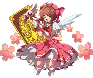 sakura and sakura card captor image