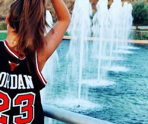 Basketball and girl image