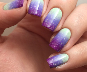 lovely, summer, and nails image