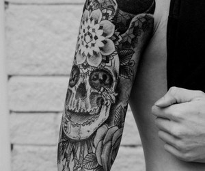 tatouage, Tattoos, and tatuagens image