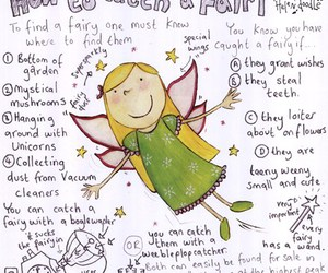 adorable, fairy, and instructions image