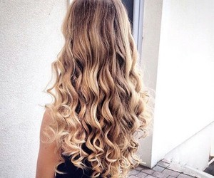 curls, goals, and wish image